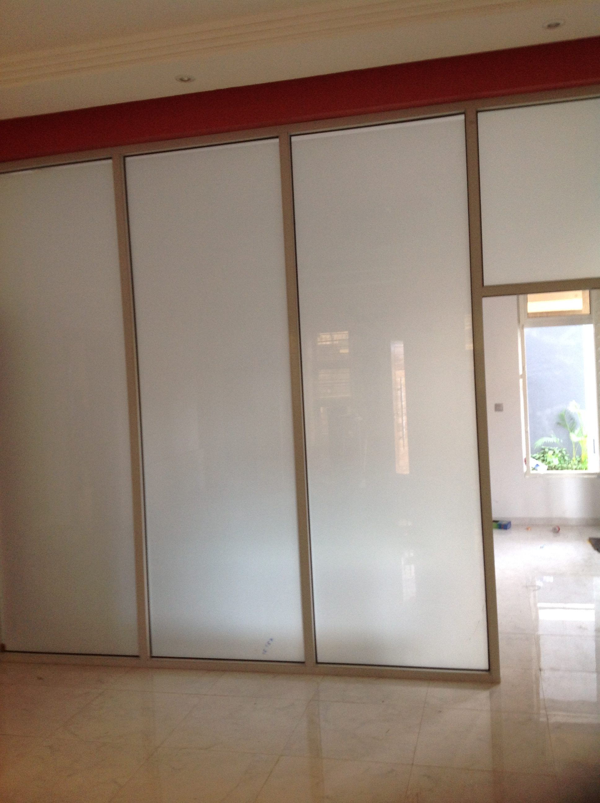 Office Space Partitioning